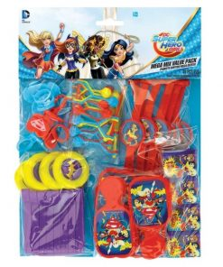Super Hero Girls Favour Pack