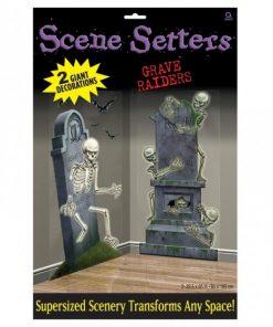Graveyard Raiders Scene Add-Ons