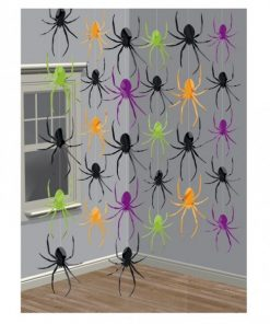 Halloween Spider String Decoration