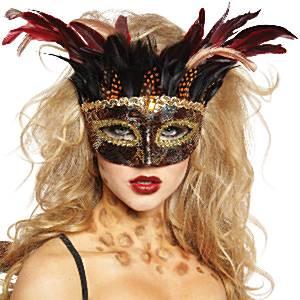 Animal Masquerade Mask