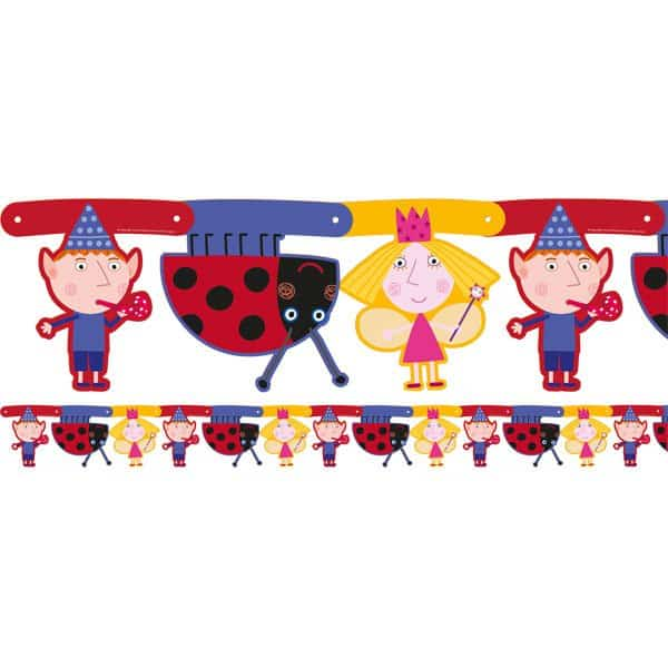 Ben & Holly Party Bunting
