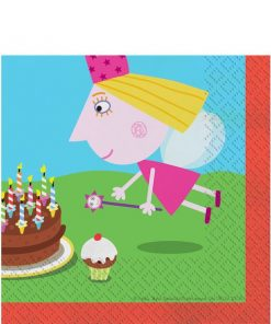 Ben & Holly Party Paper Napkins