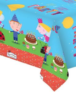 Ben & Holly Party Plastic Tablecover