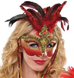Buy Beautiful Unusual Masquerade Masks for Masquerade Balls in the UK