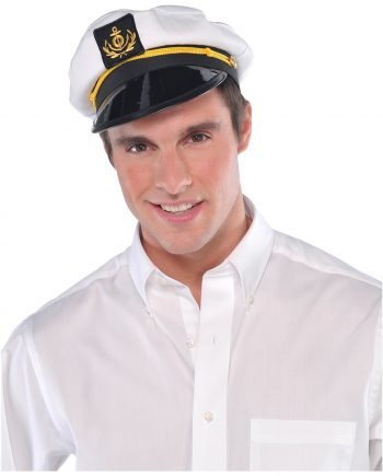 Captains White Cap