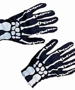 Halloween Child Skeleton Gloves