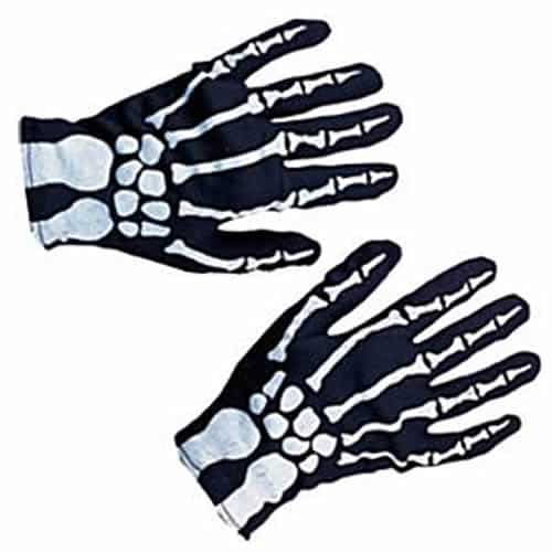 Halloween Child Skeleton Gloves