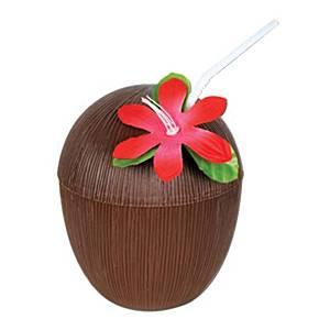 Coconut Plastic Cup