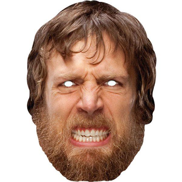 WWE Mask - Daniel Bryan