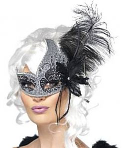 Dark Angel Masquerade Mask
