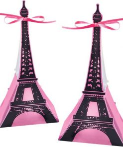 Day in Paris Party Favour Boxes