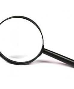 Large Detective Magnifying Glass