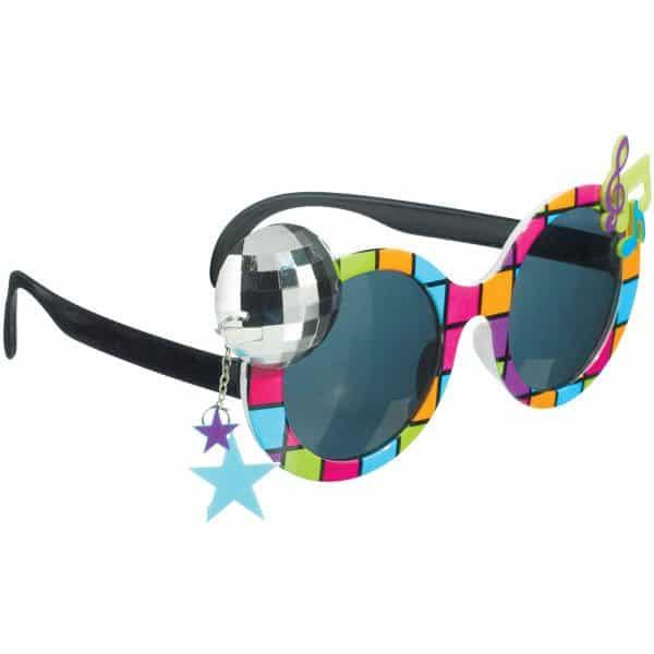 Disco 70's Glasses