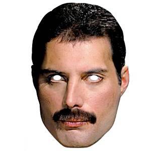Freddie Mercury - Celebrity Mask