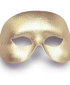 Gold Cocktail Domino Masquerade Mask