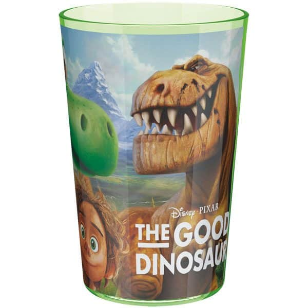 Good Dinosaur Party Plastic Tumbler