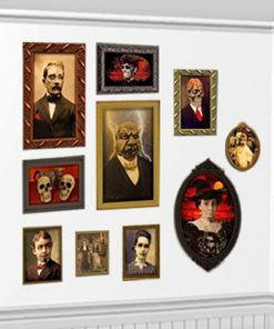 Halloween Gothic Mansion Portraits Add-On