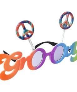 Groovy 60's Glasses