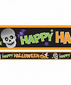 Halloween Foil Banner