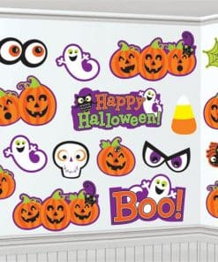 Halloween Friendly Cutouts