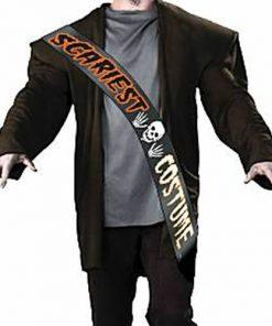 Halloween Scariest Costume Sash