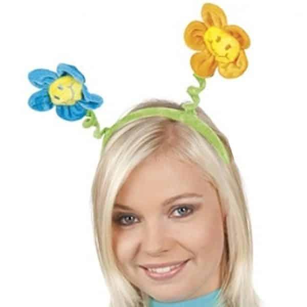 Happy Flower Head Boppers