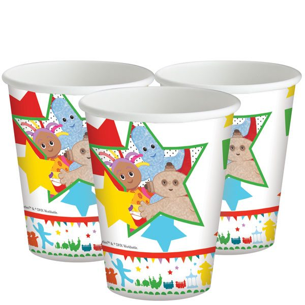 In the Night Garden Party Paper Cups