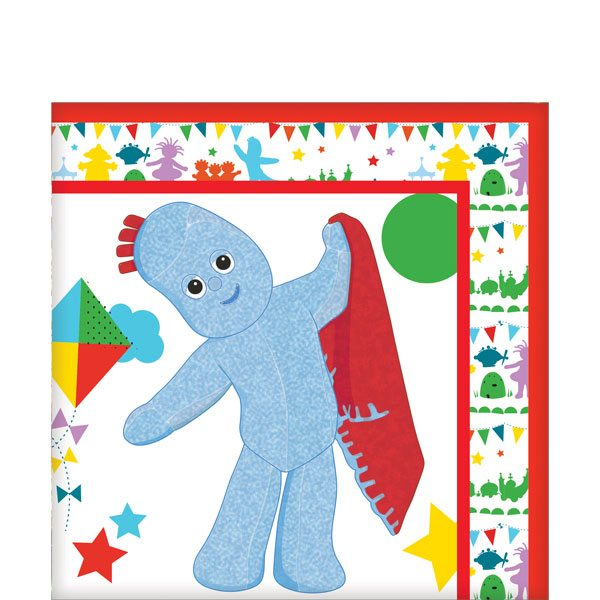 In the Night Garden Party Paper Napkins