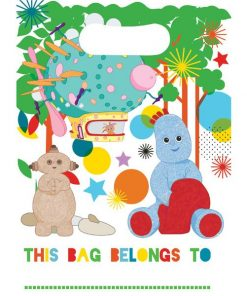 NEW In the Night Garden Party Plastic Loot Bags