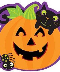 Halloween Large Halloween Pumpkin Cutout