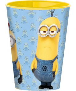 Minions Party Plastic Tumbler
