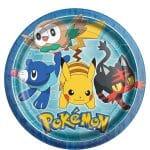 Pokémon Party Plates