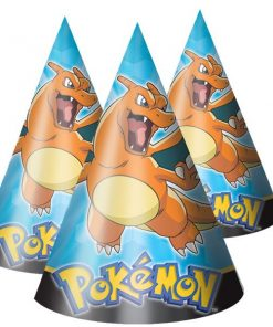 Pokemon Party Cone Hats
