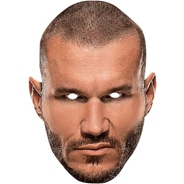 WWE Mask - Randy Orton