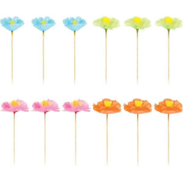 Summer Flower Picks