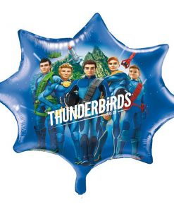 Thunderbirds Party Supershape Foil Balloon