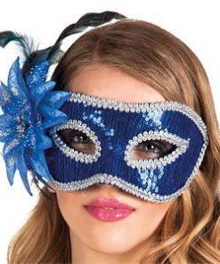 Venice Fiore Masquerade Mask