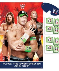 WWE Wrestling Party Game