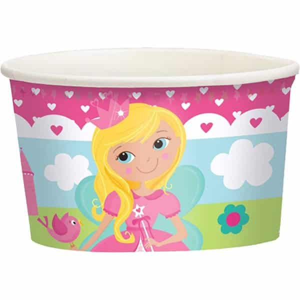 Woodland Princess Party Treat Cups