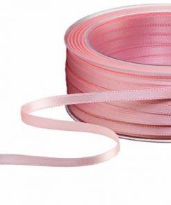 Pink Satin Ribbon