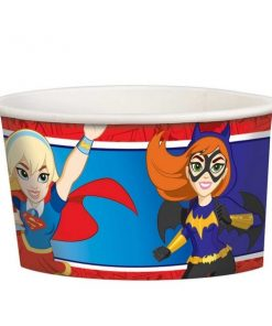 Super Hero Girls Party Treat Tubs