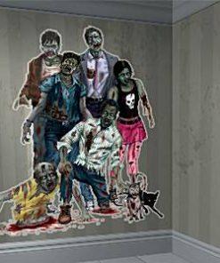 Halloween Zombie Scene Setter