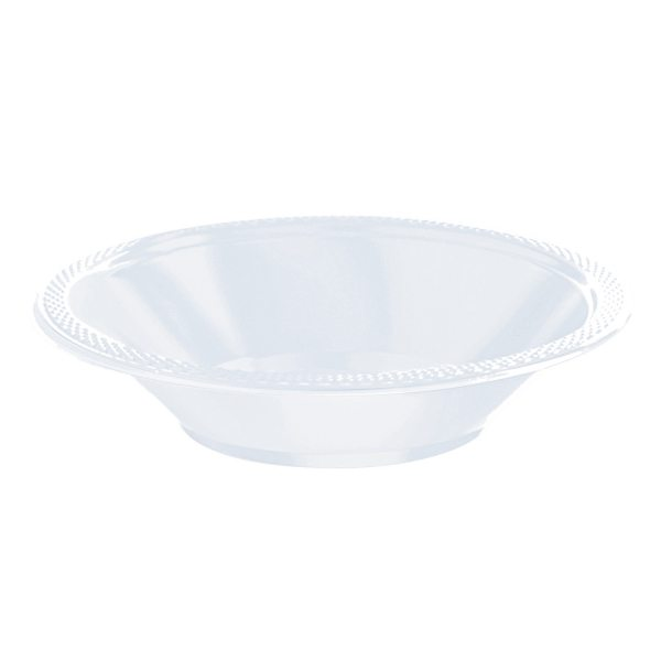 Clear Party Plastic Bowls