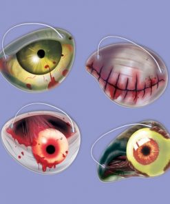 Halloween Zombie Eye Patches