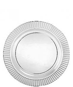 Clear Plastic Serving Plates
