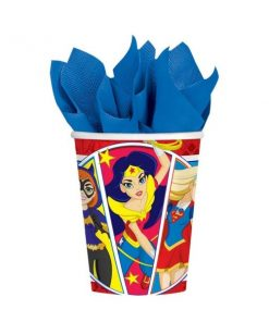 DC Super Hero Girls Cups
