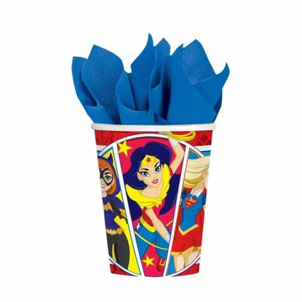DC Super Hero Girls Cups