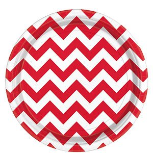 Red Chevron Party