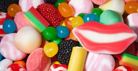 Buy Sweets & Chocolate For Party Bags, Favours & Sweet Candy Tables in the UK - Cheap Next Day Delivery