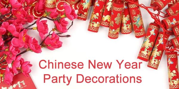 Chinese New Year Praty Decorations Now In Stock for 2017 - Next Day Delivery